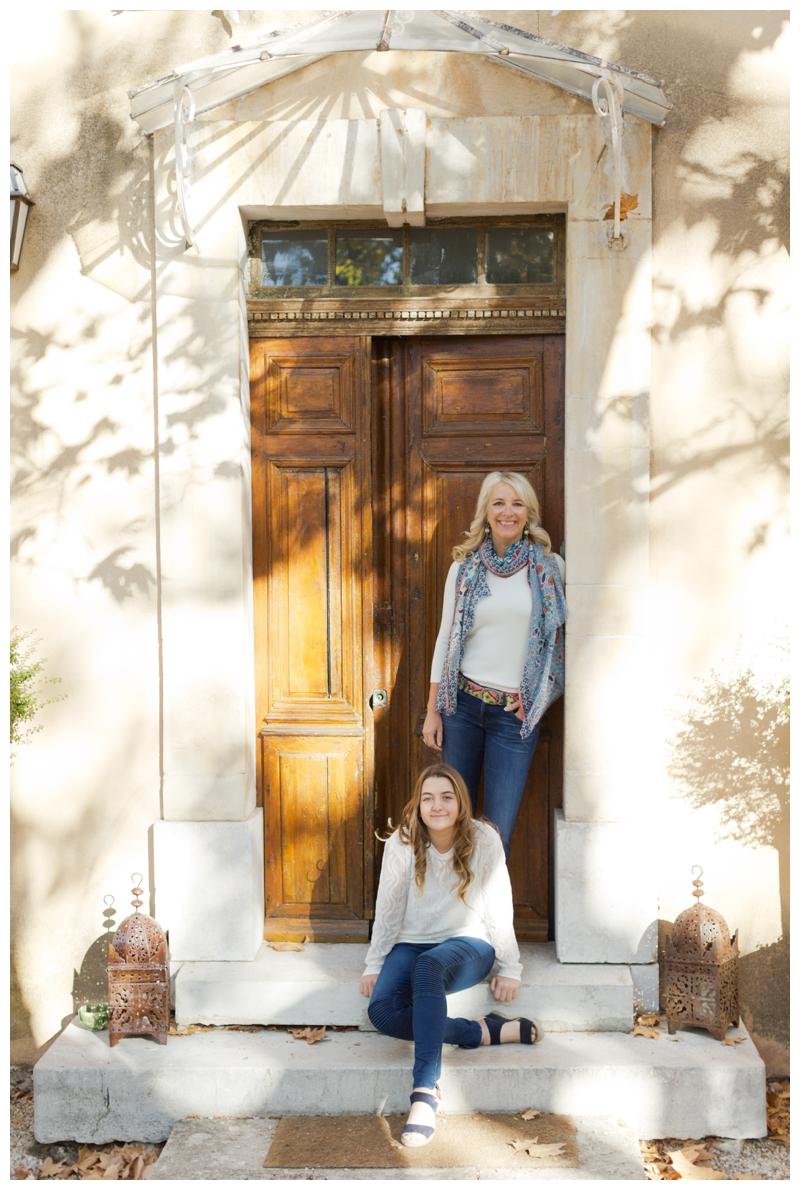 Mom & Daughter - Aix-En Provence France