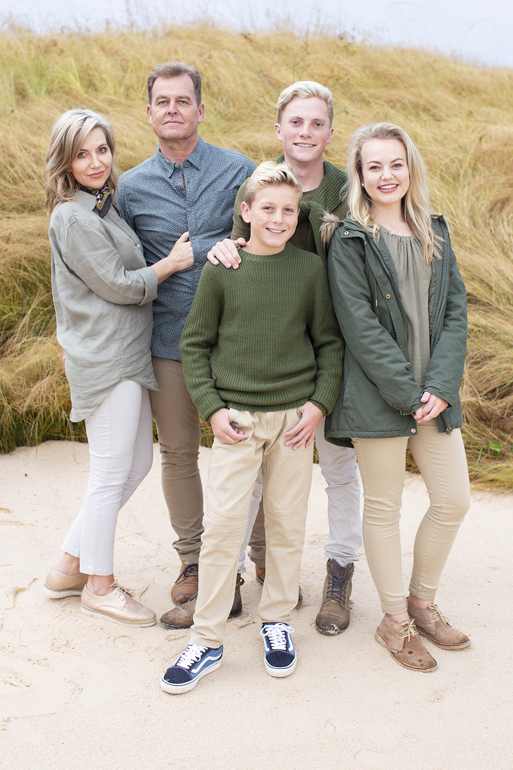 Pretorius Family -