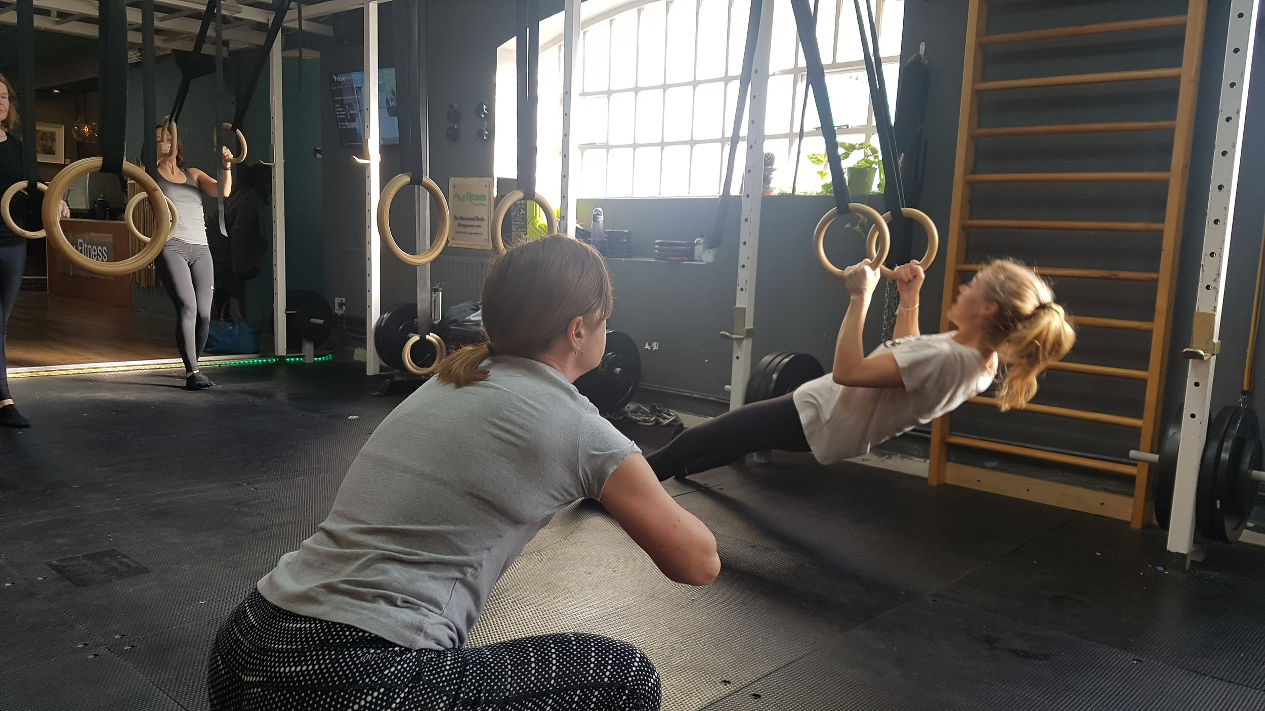 Strength+Conditioning Classes -