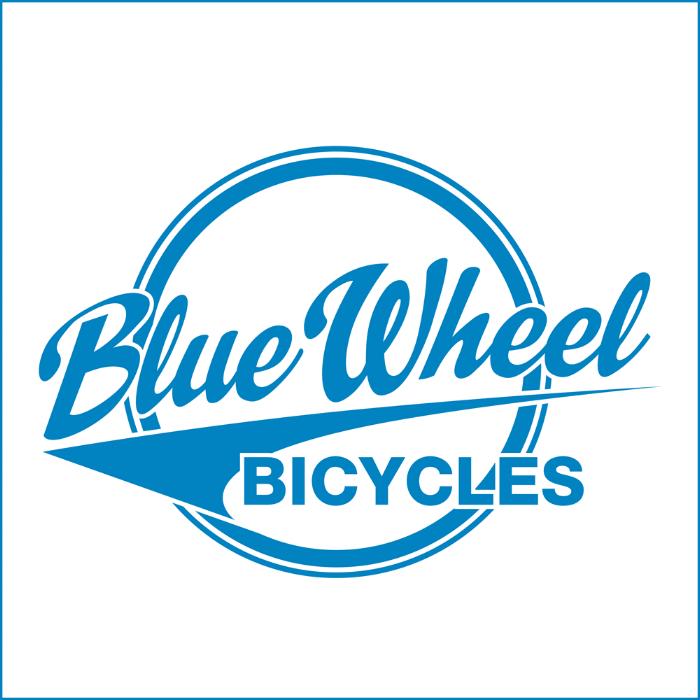 BLUE WHEEL BICYCLES LOGO