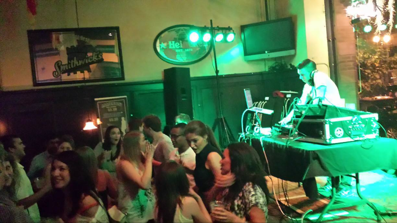 Fridays at The Dubliner