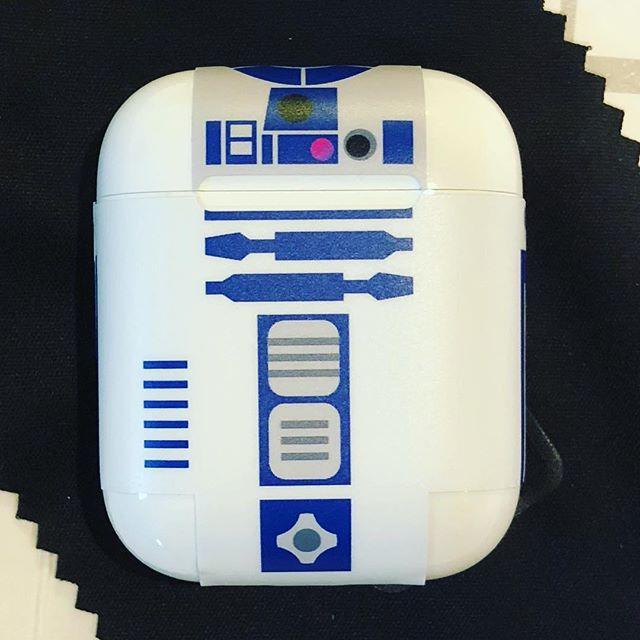 R2-Pod2 #slickwraps