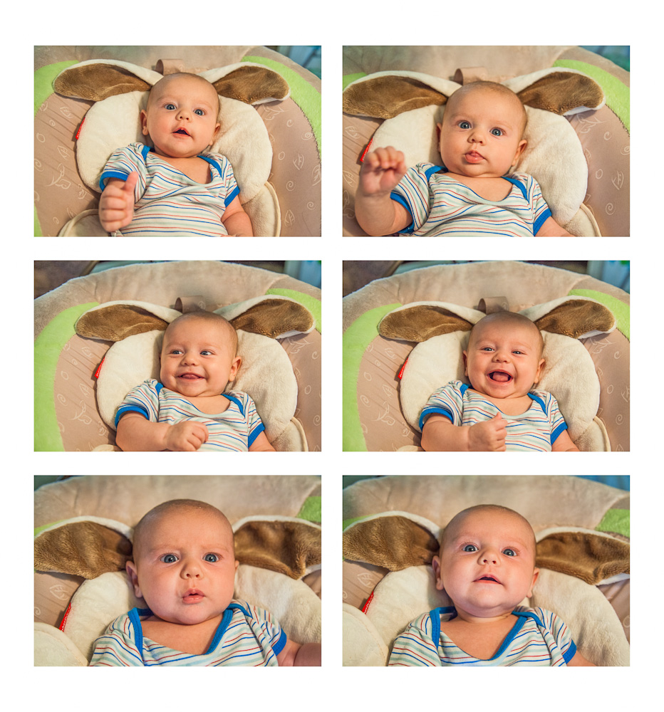 The many faces of Charles