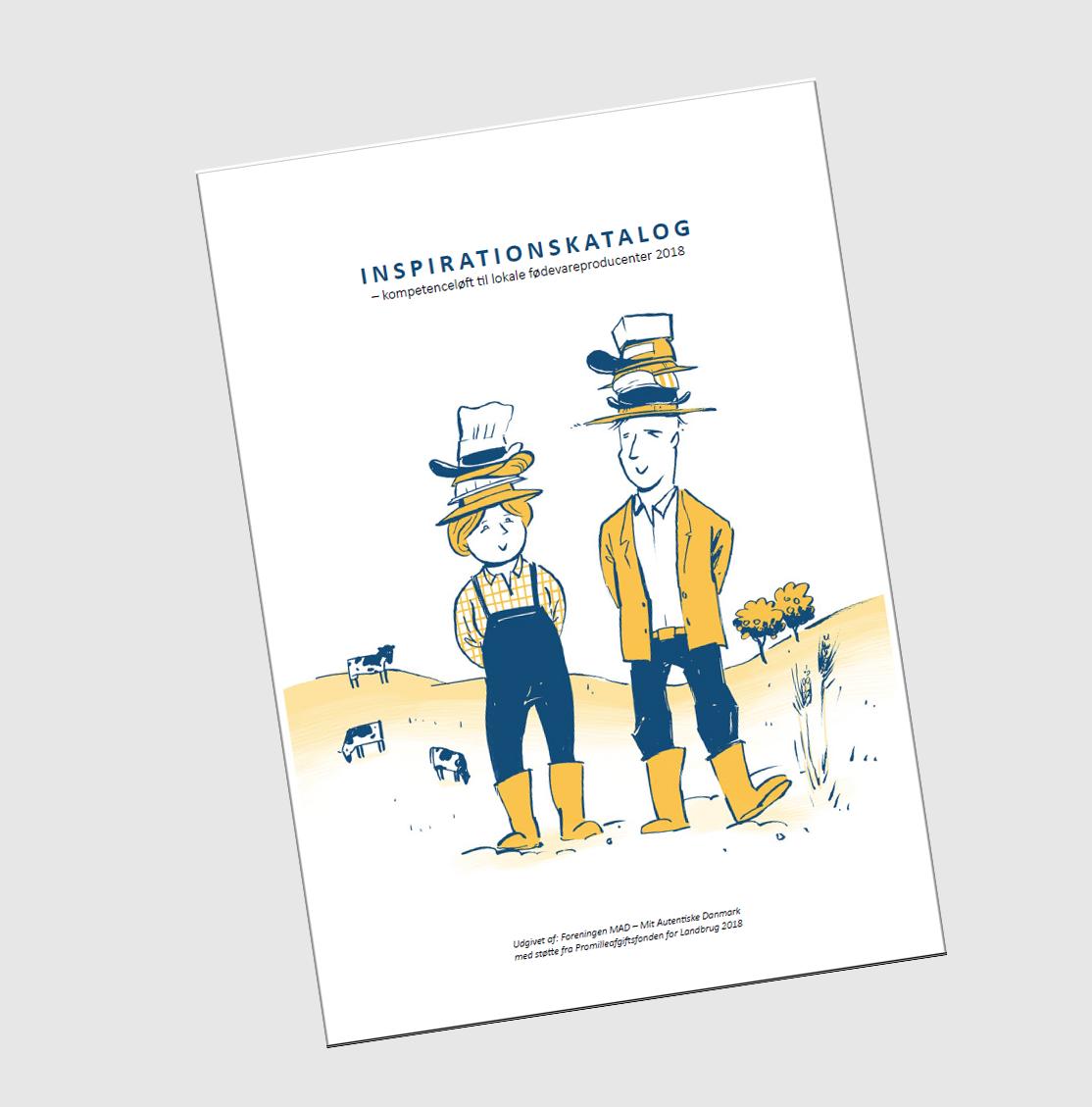 Inspirations Katalog, 2018