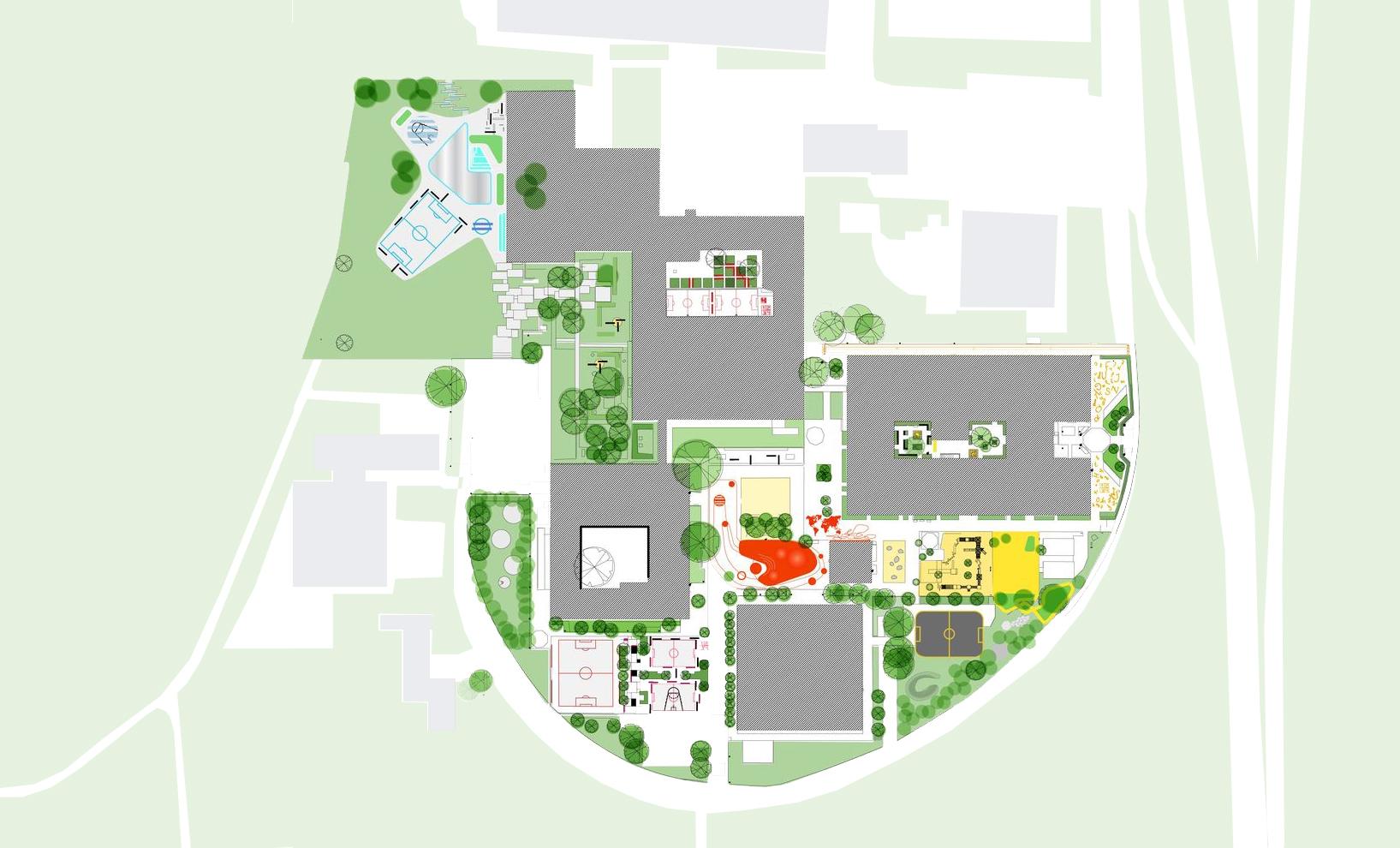 Plan: URBANlab nordic in cooperation with WHITE arkitekter