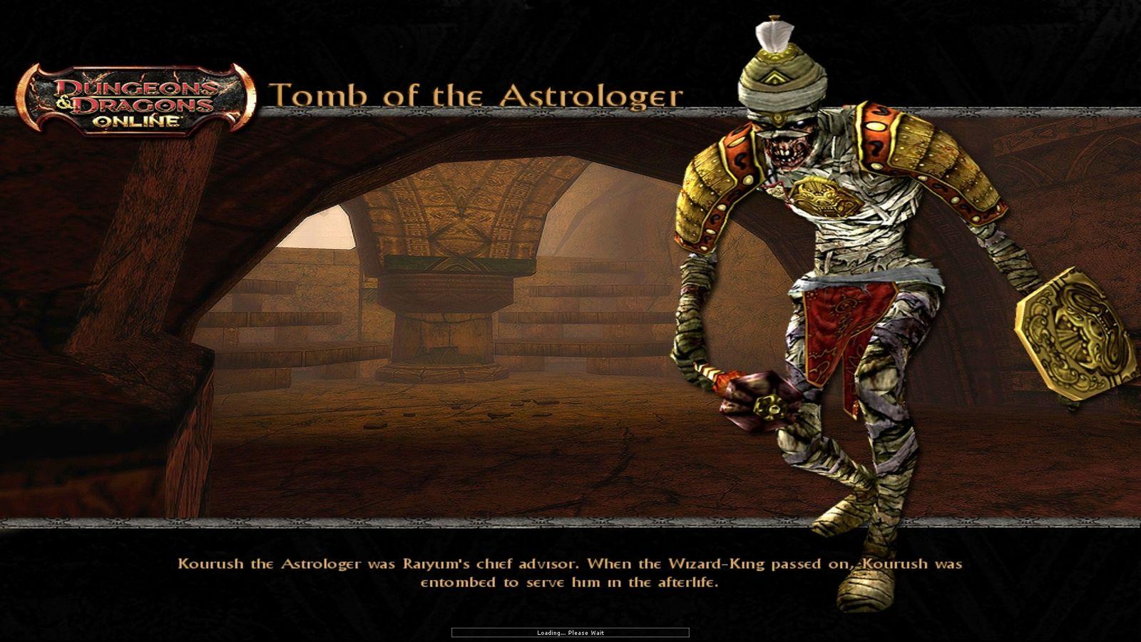 The Chamber of Kourush