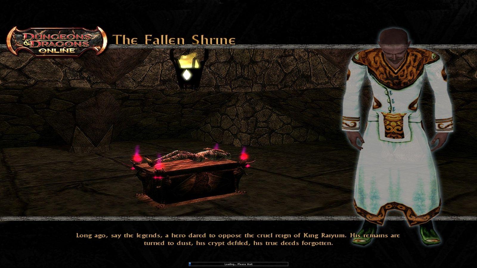 Purge the Fallen Shrine