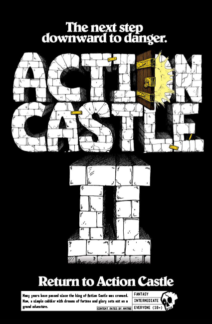 Action Castle II: Return to Action Castle