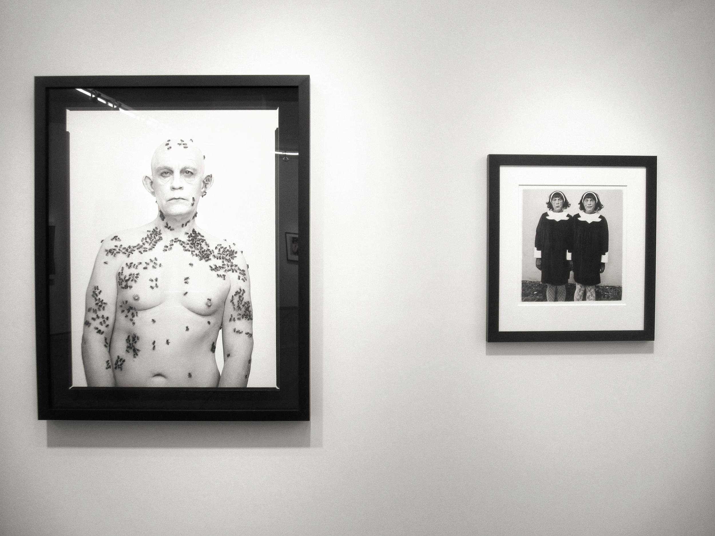 Sandro Miller, photographs from Malkovich,   Malkovich, Malkovich: Homage to Photographic Masters