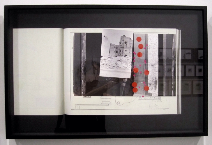 Walid Raad, from  Let's be honest, the weather helped, 1998, pigmented inkjet print
