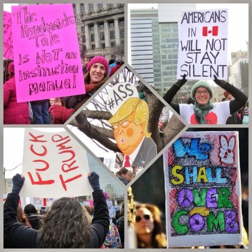 Women's March Toronto, Lisa Fox