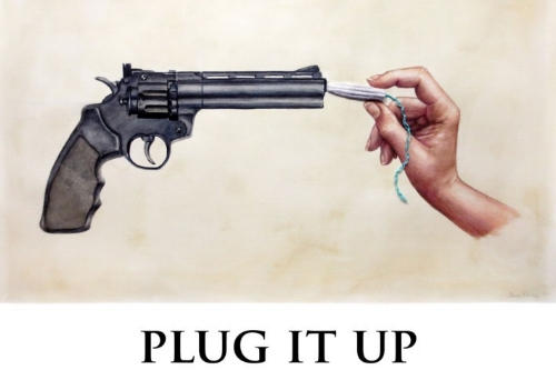 """Plug It Up"" by Laura Murray"