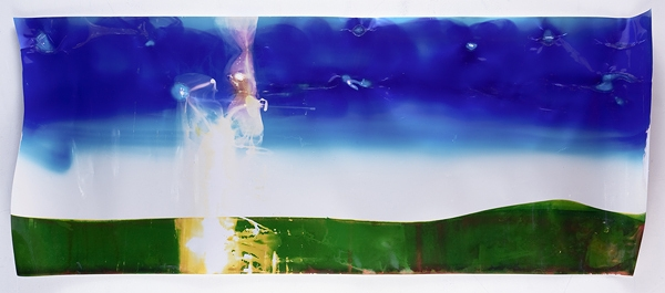 Kristen Kula, from  Unphotograph  series