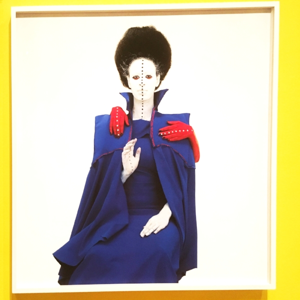 Aïda Muluneh (Ethiopian, born 1974),  All in One,  2016. Pigmented inkjet print.