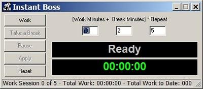 Simple, efficient, interval based timer