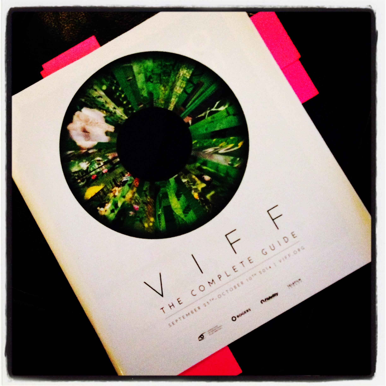 So many VIFF films, so little time...