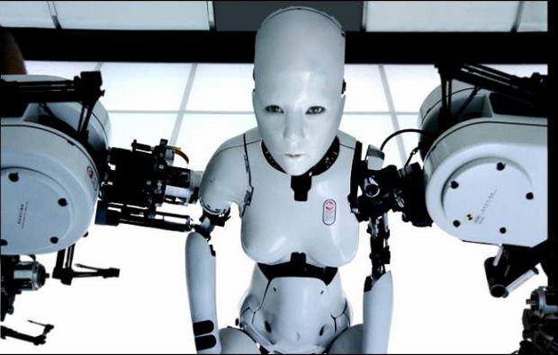 Björk, All is Full of Love (Video Still) (1999)