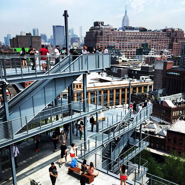 The Whitney Museum of American Art opened only last month in its new location just off the Chelsea Highline.