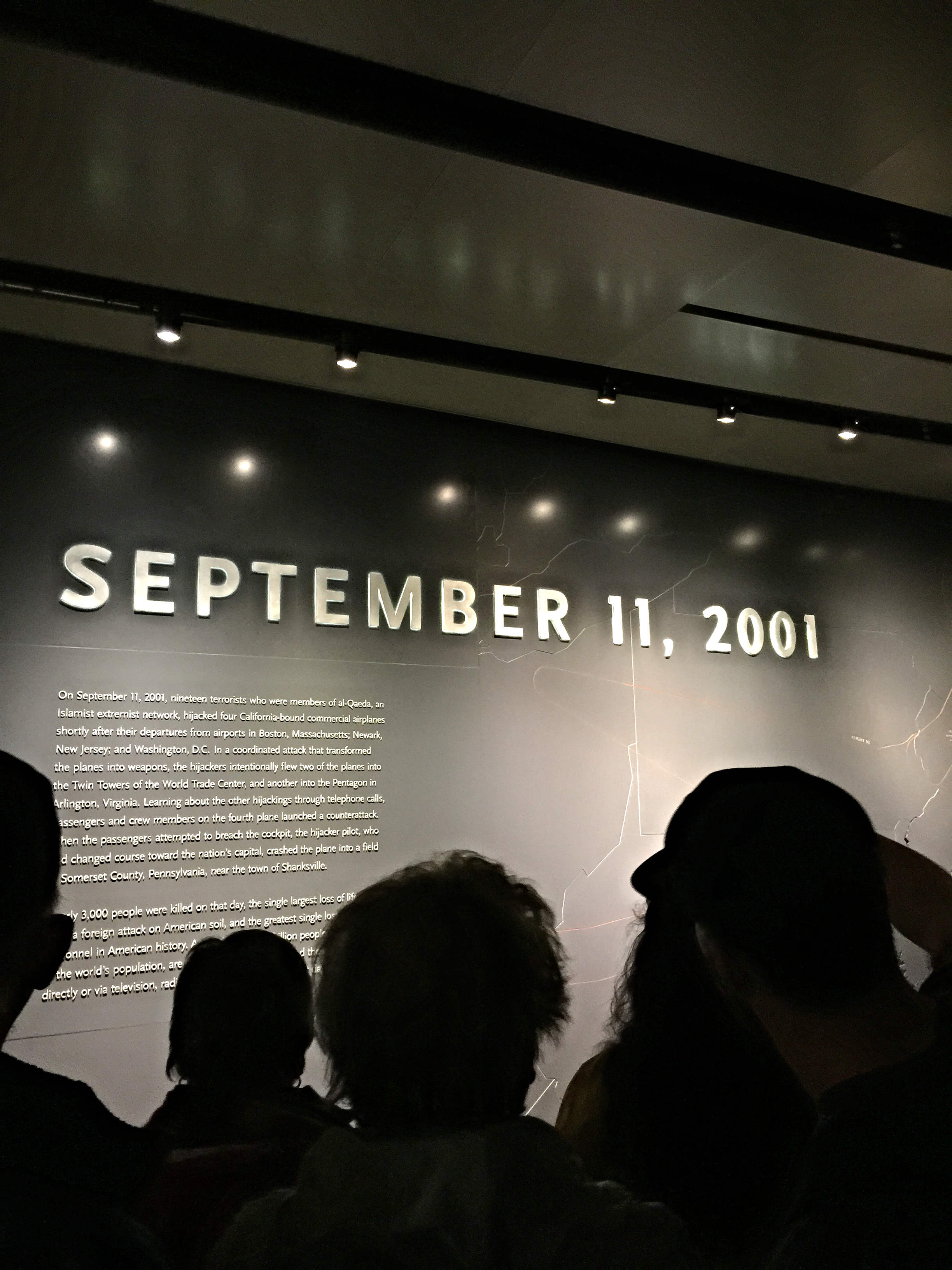 The 9/11 Museum raises many questions about how cultural institutionsattempt to memorialize violent and difficult to comprehendhistorical events.