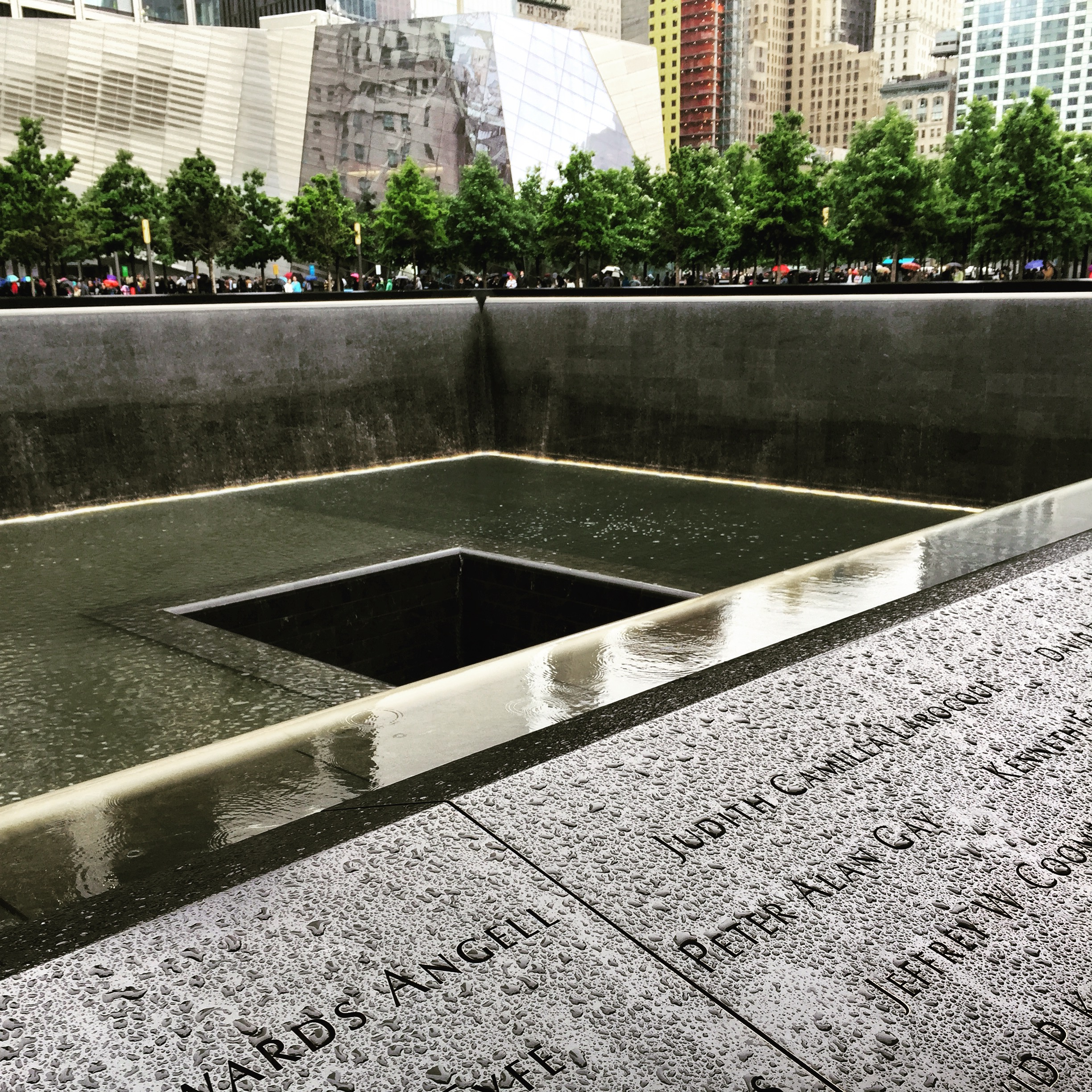 The 9/11 Memorial Museum is a very provocative memorial and continues to generate controversy and discussion.