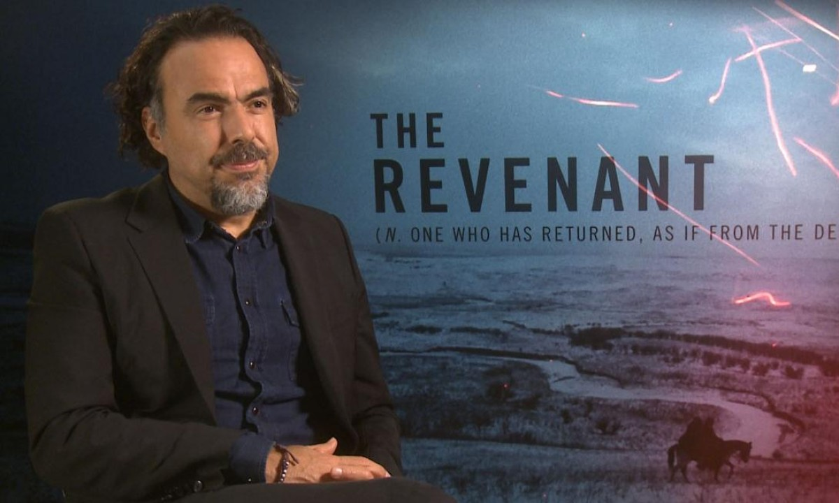 """""""The Revenant director Alejandro González Iñárritu: 'So much pain was implanted in that time'"""" VIDEO"""