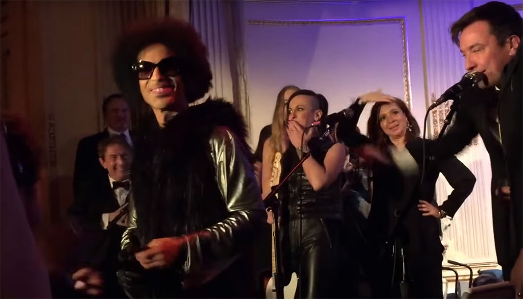 """""""Watch Prince's Epic Performance at the 'SNL' 40th Anniversary After-Party (VIDEO)"""""""