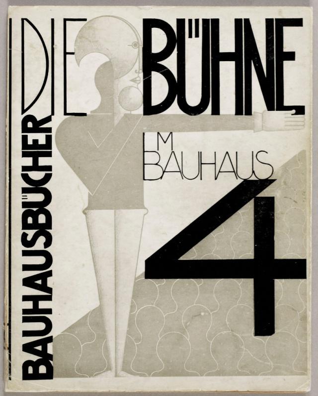 """Download Original Bauhaus Books & Journals for Free: Gropius, Klee, Kandinsky, Moholy-Nagy & More"""