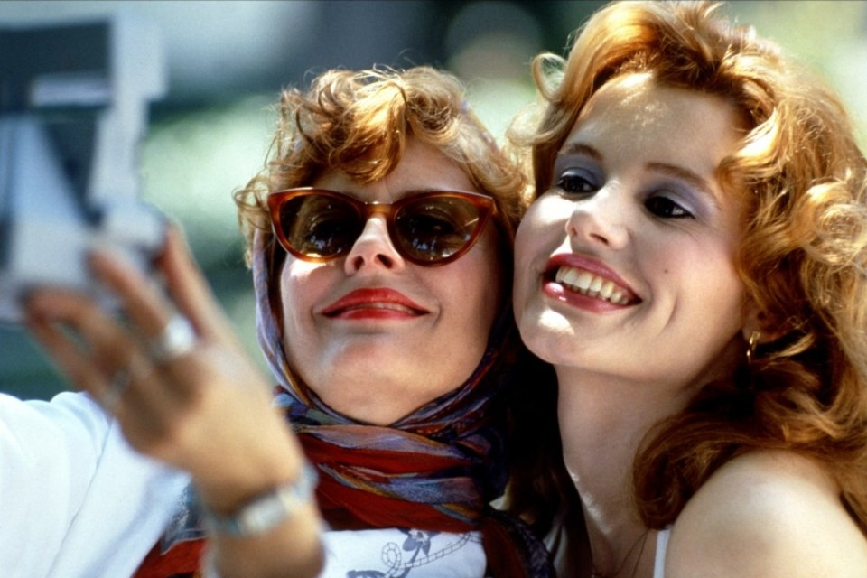 """""""Thelma & Louise Holds Up Well—a Little Too Well"""""""