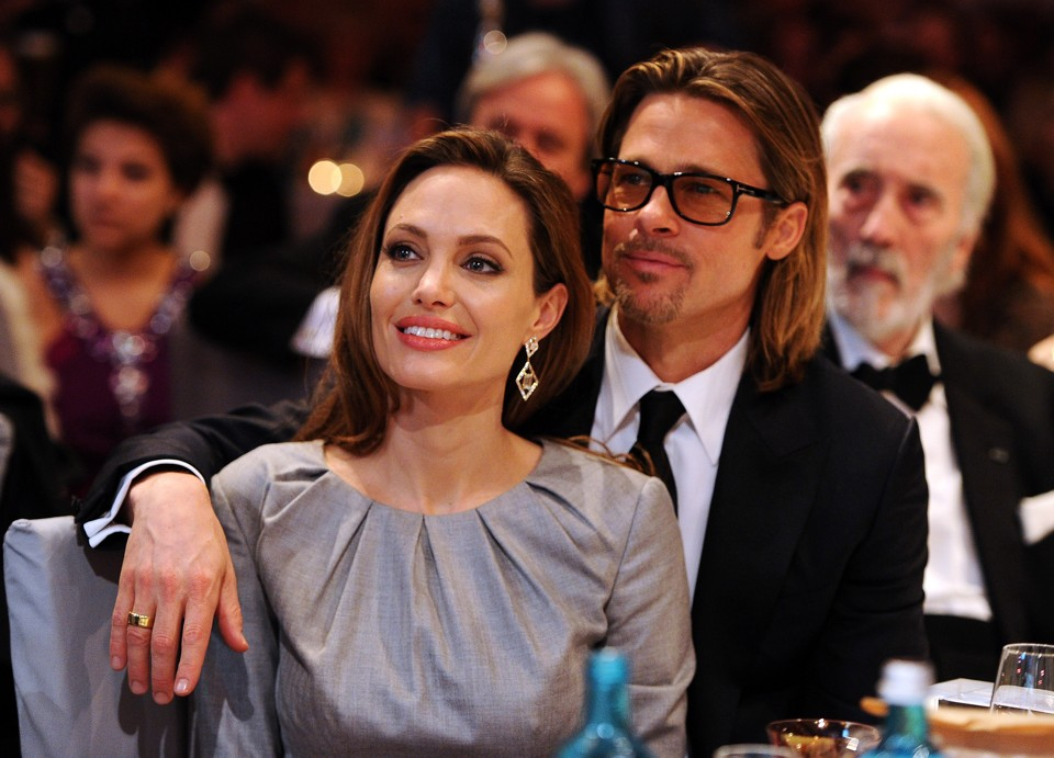 """""""How 'Brangelina' Gave a Couple Its Mystique"""""""
