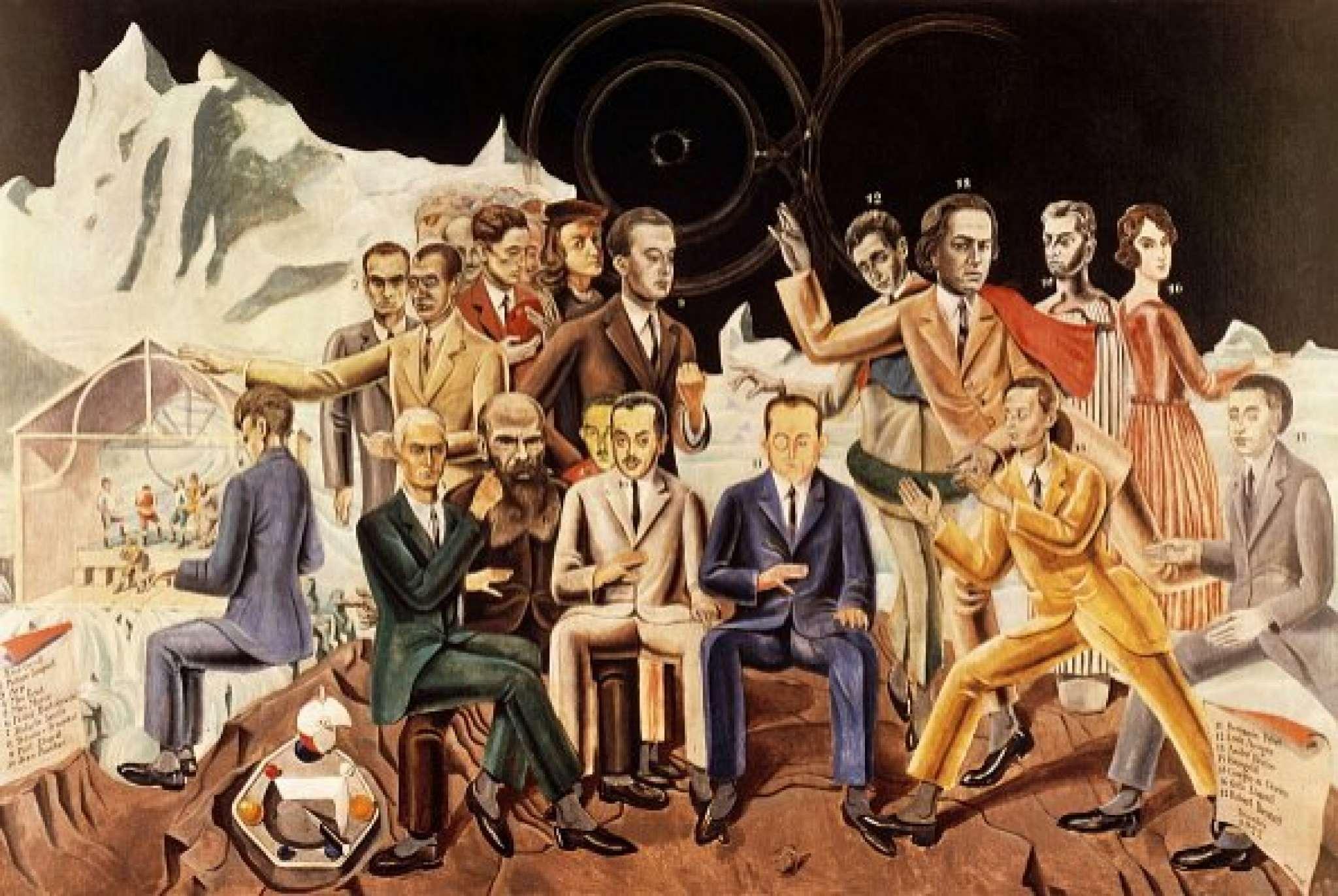 """Happy 100th, Dada: SF celebrates influential art movement"""