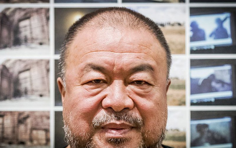 """""""'I'm an Artist, Not a Priest': Ai Weiwei Faces His Fans—and Critics—in Brooklyn"""""""