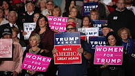 """""""In the Media Pen at a Trump Rally 