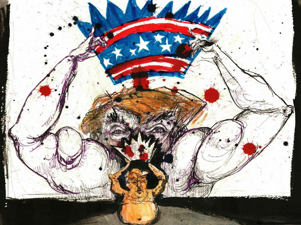 """""""Artists Respond with Devastation, Then Determination, to the Election of Donald Trump"""""""