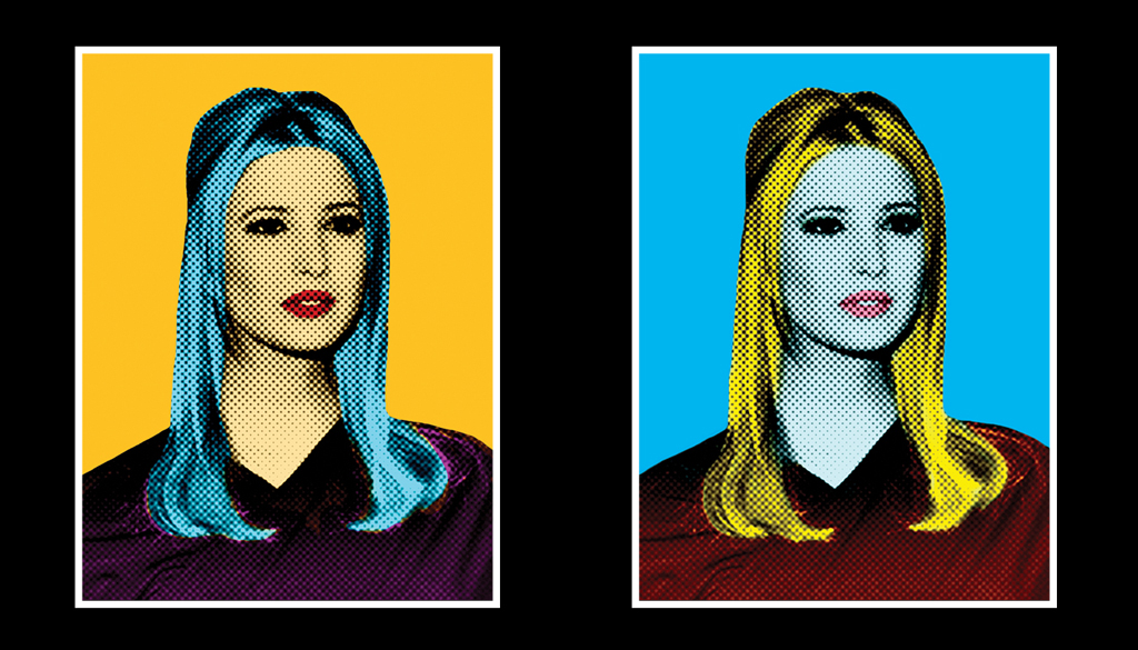 """""""Disowning Ivanka: The Art World Stares Down the First Daughter"""""""