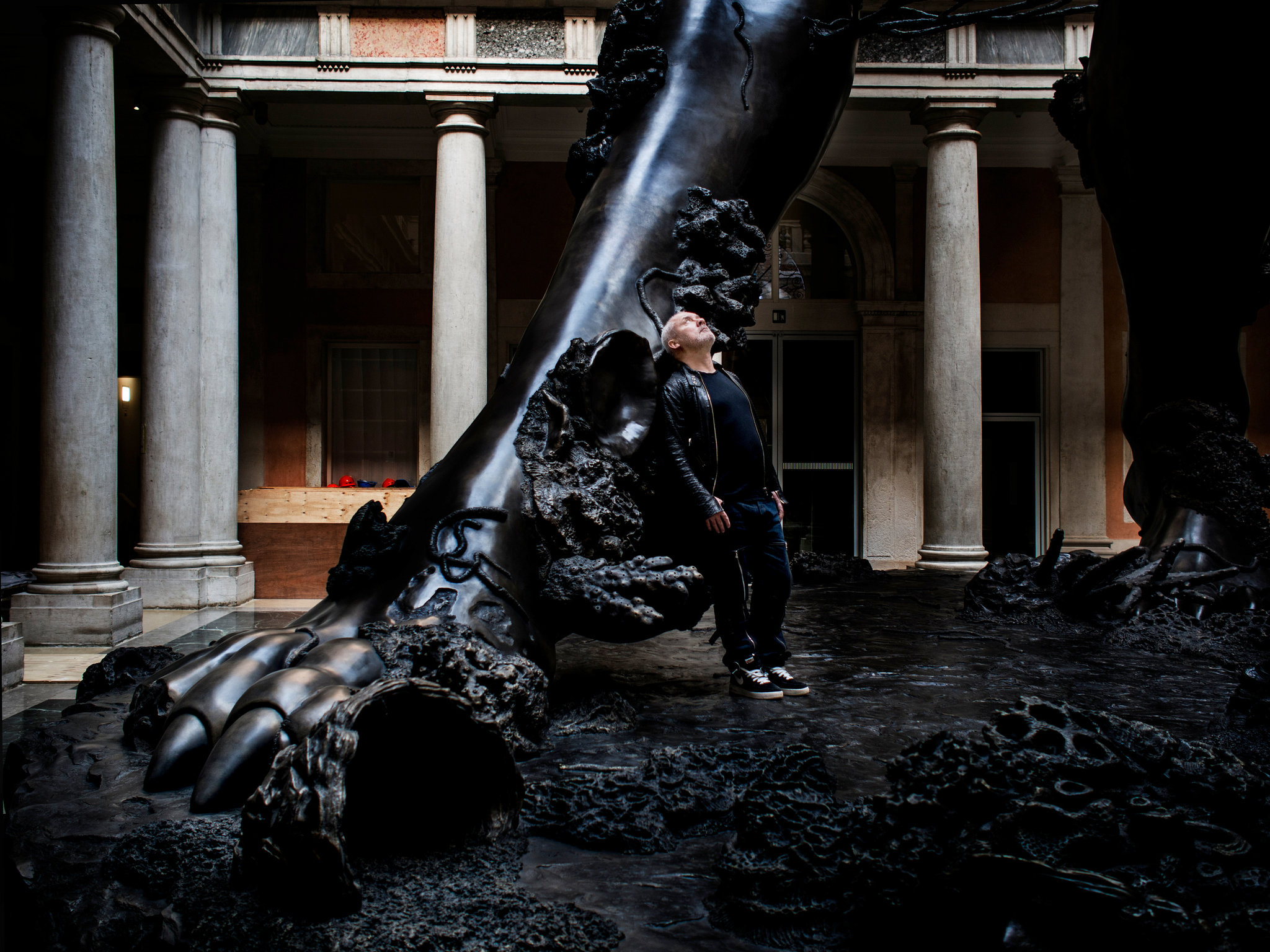 """""""Damien Hirst Is Back With an Underwater Fantasy. Will Collectors Care?"""""""