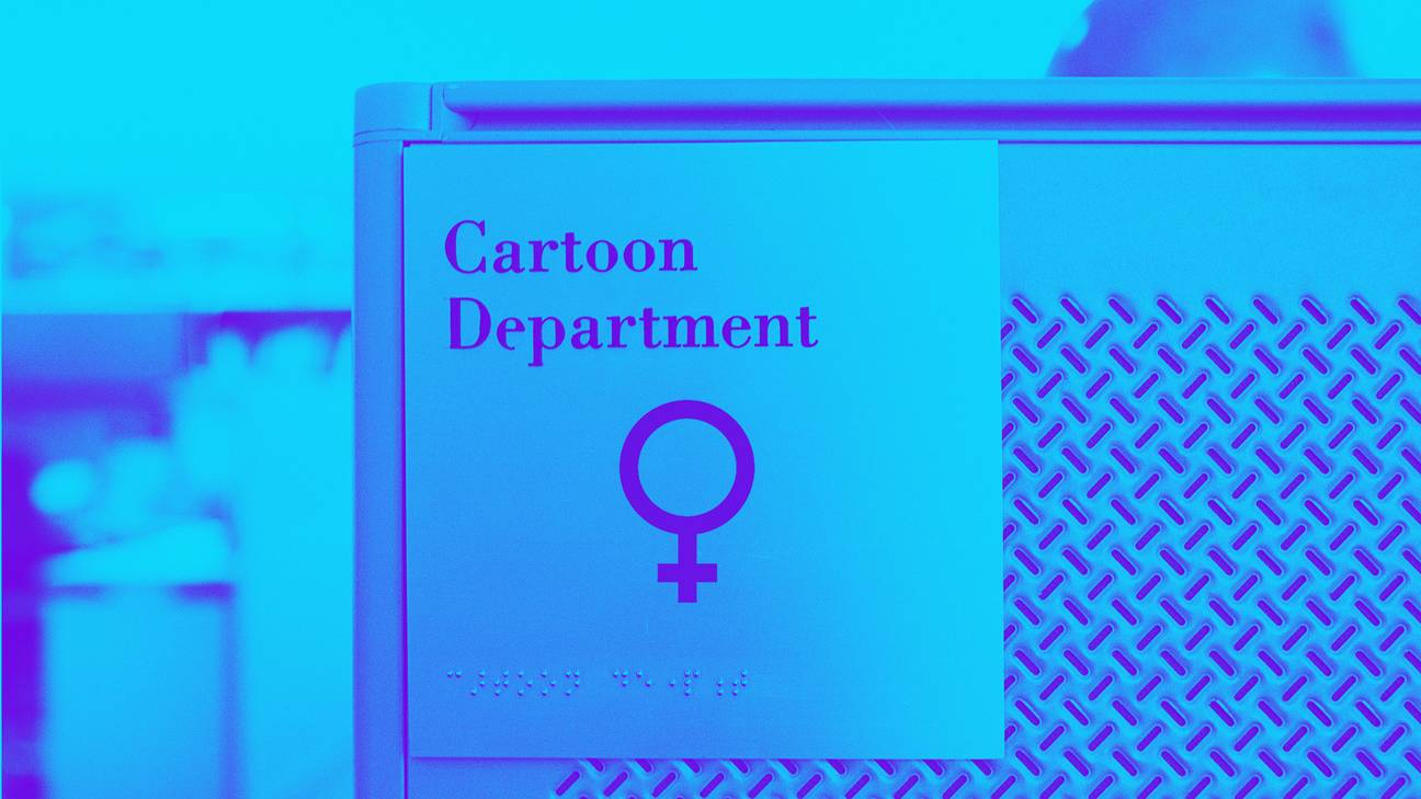 """""""How Female Cartoonists are Changing Mainstream Publications"""""""