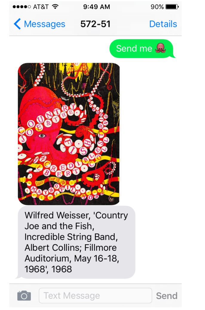 """""""How San Francisco's Museum of Modern Art Used Text Messages to Make Art Go Viral"""""""