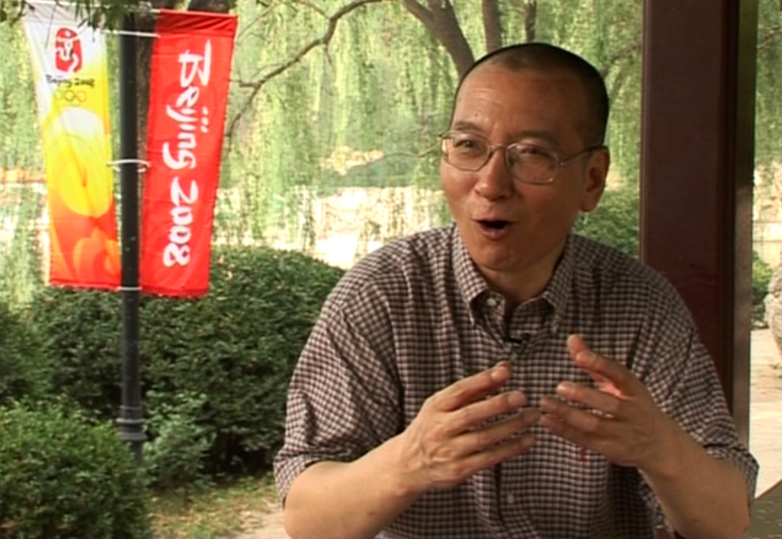 """""""Liu Xiaobo: The Man Who Stayed"""""""