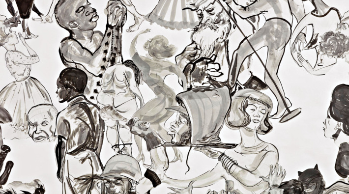 """""""Kara Walker's Triumphant New Show Is the Best Art Made About This Country in This Century"""""""