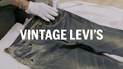 """""""How to see vintage Levi's 501s 