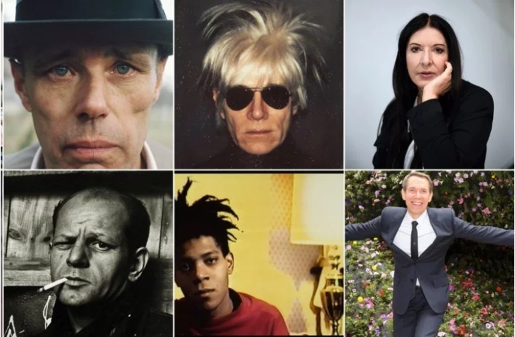 """""""Who Are the Most Influential Artists of the Last Century? 26 Industry Leaders Weigh In"""""""