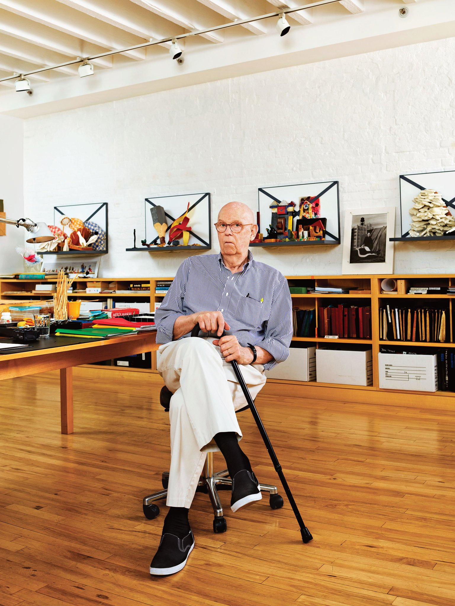 """""""Claes Oldenburg Is (Still) Changing What Art Looks Like"""""""