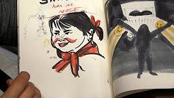 """Tala Madani: Sketchbooks | Art21 ""Extended Play"" (VIDEO)"""