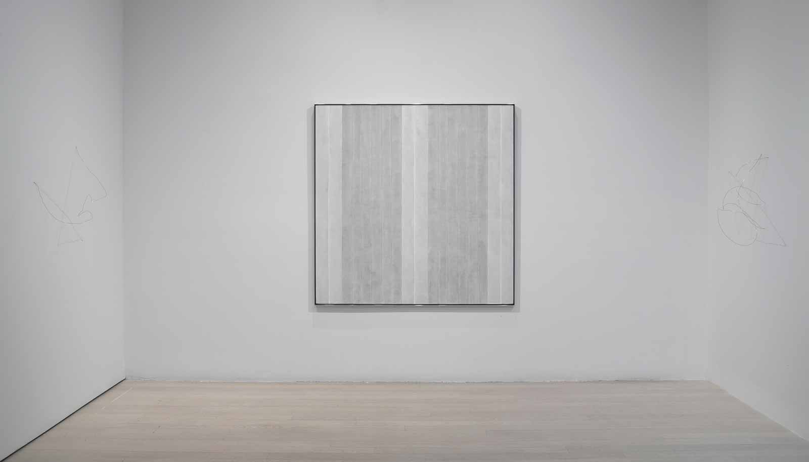 """""""Agnes Martin, Richard Tuttle, and the Line Between"""""""