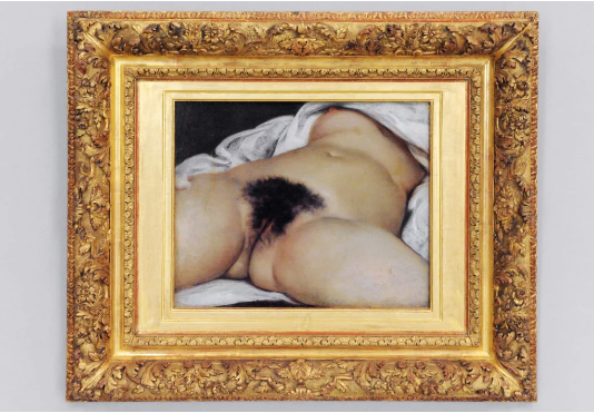 """""""Art or Porn? A French Schoolteacher and Facebook Square Off in Court """""""