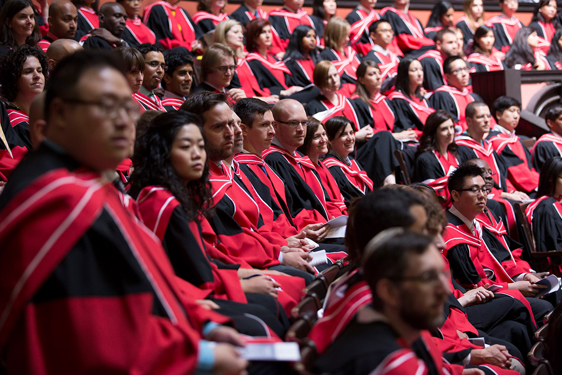 """10,000 PhDs Project tracks career outcomes of U of T graduates"""