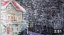 """Peter Doig's 'Charley's Space' and 'Snowballed Boy' (VIDEO)"""