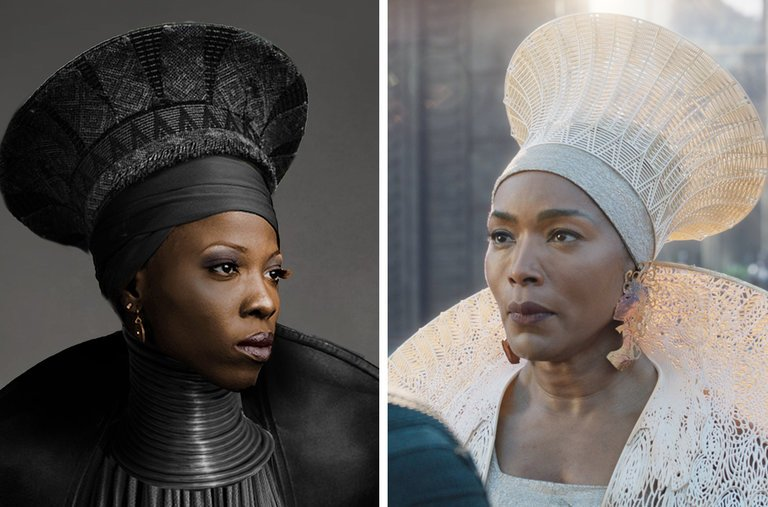 """""""The Afrofuturistic Designs of 'Black Panther'"""""""