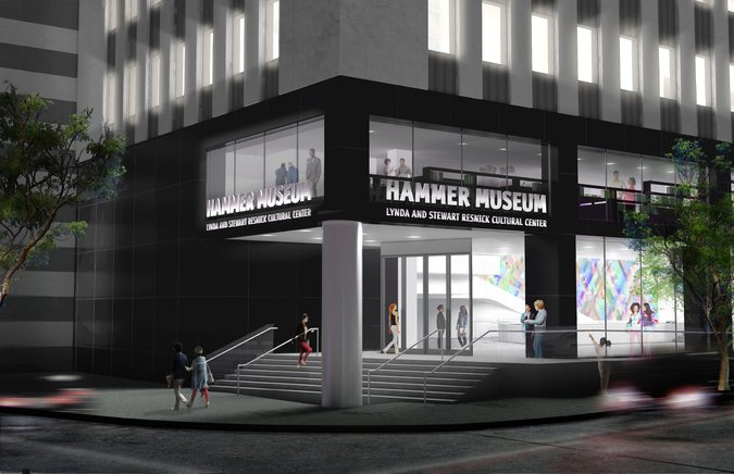 """""""$50 Million for the Hammer Museum, and Fresh Energy for Arts Giving in L.A."""""""