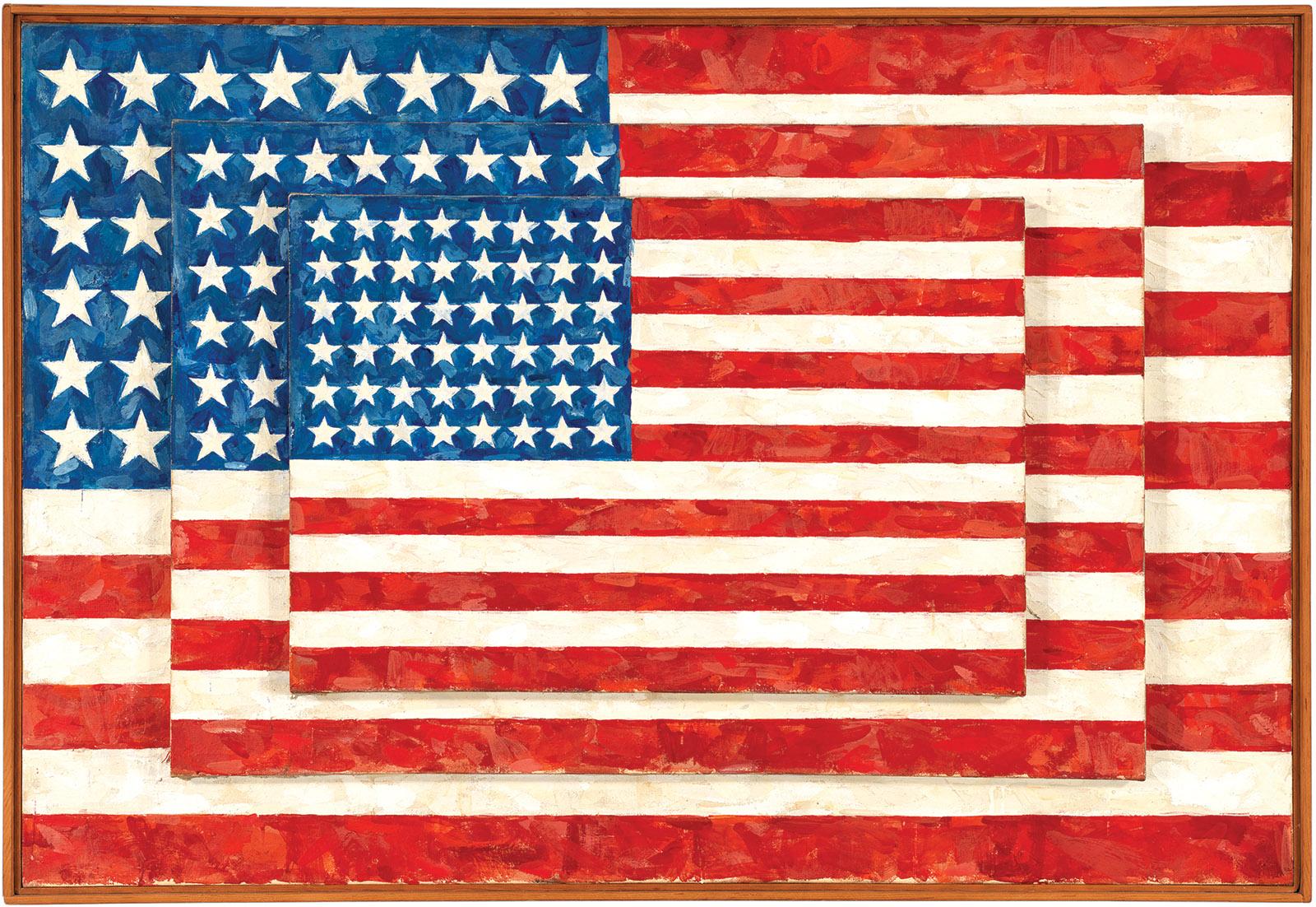 """""""A Flag Is a Flag Is a Flag"""""""
